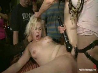 groot openbare sex neuken, nominale bondage sex, discipline