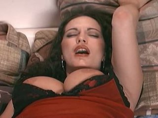 tits, more cock all, new brunette more