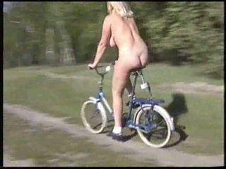 Dildo ποδήλατο έξω