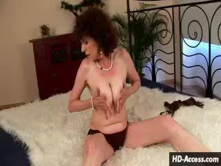 real brunette clip, check masturbation, see mature