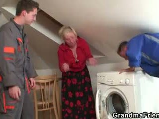 old, online 3some ideal, see grandma real