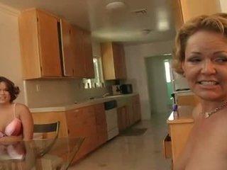 Ahh Shit White Mama You Got Ass 2 Kaci Starr & Kelly Leigh