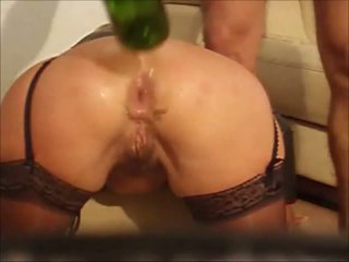 mature anal fisting monster asshole extrem