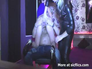 u pervers scène, u gapende neuken, vagina