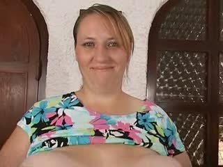 Mama & jej masywny ogromny saggy cycuszki