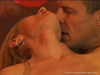Big Boobed Blonde Amber Blossom Rides A Nice Thick Cock