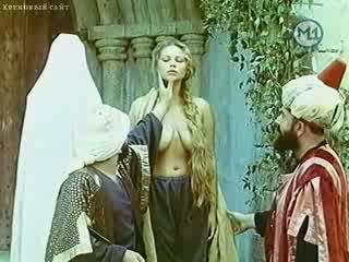 Turca escrava selling em ancient times vídeo