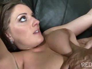 beobachten brünette spaß, oral sex, sie vaginal sex voll