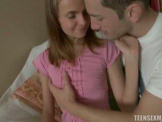 online neuken film, u tiener sex, heet boren teen pussy thumbnail