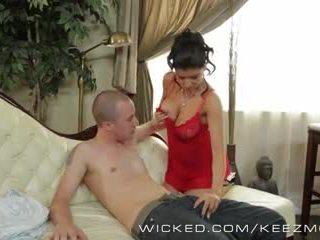 nice deepthroat you, fun kissing real, nice big tits best