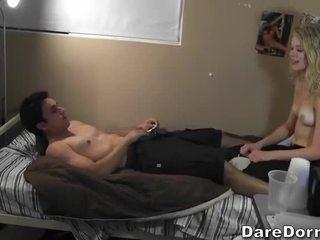 Dare Dorm Fat Making Love