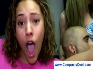 online porno, college, heet pijpen