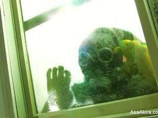 Asa akira - ゾンビ アナル クリームパイ