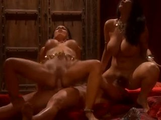 Breasty Babes Carmella Bing And Mikayla Enjoys A Hardcore Threesome Actionion