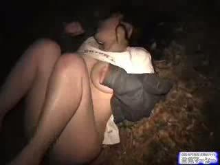 ボインの アジアの 女子生徒 ambushed (fantasy) ビデオ
