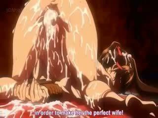 Giant Wrestler Hardcore Fucking A Sweet Anime Girl