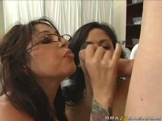 agradable pornografía presilla, caliente morena sexo, comprobar maldito vídeo