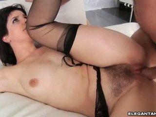 brunette vid, hardcore sex, hard fuck video-