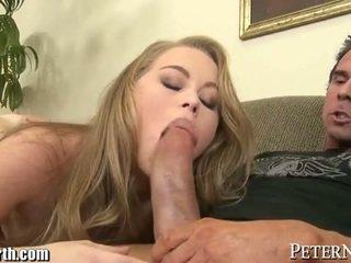 young, deepthroat, big dick, chick