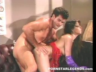 Bawdy Paramour Selena Steele Gets Her Pussy Rammed Hard And Deep From Behind