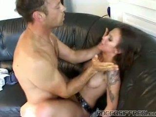 brunette video-, u hardcore sex, grote lullen video-