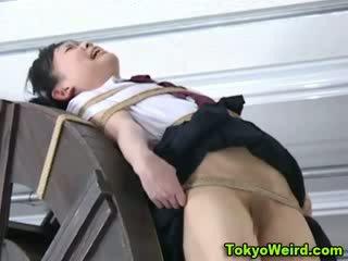 ideaal japanse film, online exotisch gepost, plezier bizar kanaal