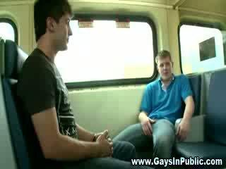 nieuw homo- klem, heet homo's scène, twink vid