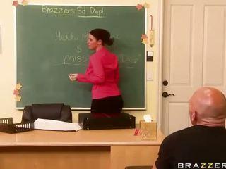 distracție sophie dee, orice busty teacher distracție