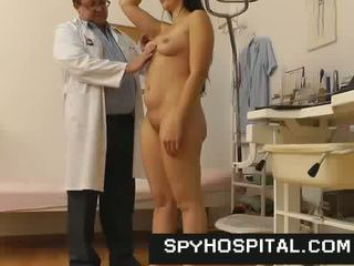 kijken vagina klem, gratis verborgen camera klem, een dokter