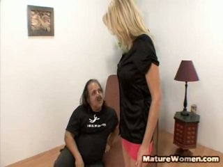 vers milf sex neuken, echt volwassen video-, kwaliteit aged lady neuken