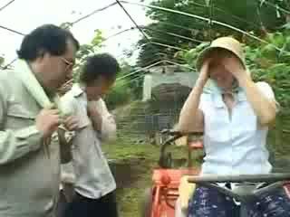 Azijietiškas kaimas moteris gets tvirkinti video