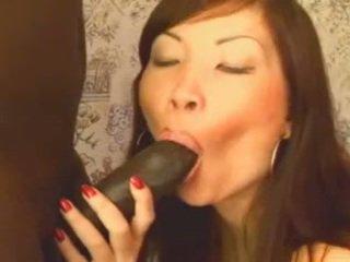 Aisha shun interracial