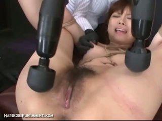 Japanese Bondage And Pussy Toyin...
