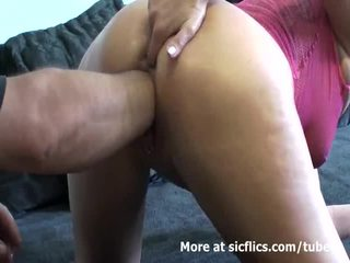 Ekstrem alat kelamin wanita seks dengan memasukkan tangan wreckage