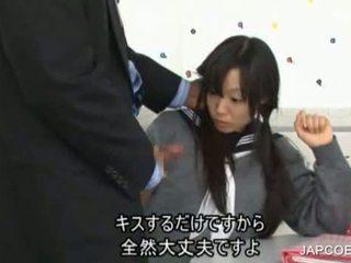 hq japanse tube, groot schoolmeisjes