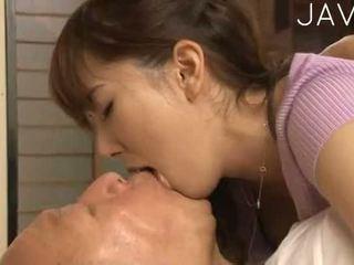 real japonês, qualidade bebê diversão, ejaculação assistir