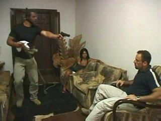 Brasileña cornudo follada en frente de marido por irvinkloss