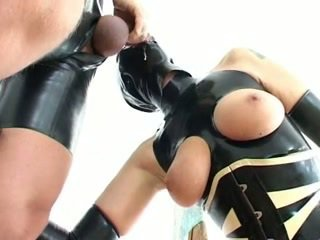 seksspeeltjes thumbnail, een latex film, vers hardcore video-