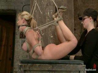 beste bondage sex klem, groot discipline seks, dominant