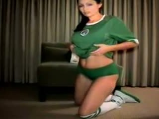 Soccer Star Aria Giovanni Has A Pretty Punani