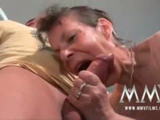 groot brunette porno, oma, nominale pijpbeurt