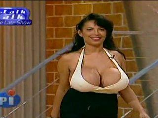 Angelique big boob sex video