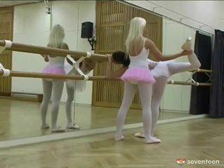 Sapphic ballet merginos