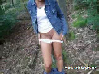 Anal Sex In nature with my wife Louise Video