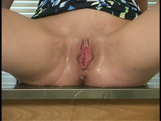 Amazing beauty spreading her pussy on camera