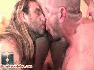 Troy Webb, Jake Wetmore And Butch Bloom Gay Jizzster 5 By Barebackholes