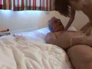 Grandpa and Sahara Knite