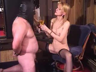 online femdom action, mature, fetish sex