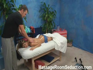 Veronica Lured And Shaged By Her Massage Therapist Onto Hidden Camera