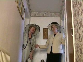 Grannies Geraldine (71) And Bethany (59)